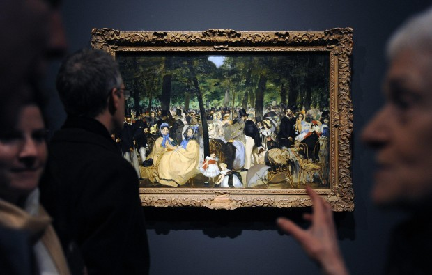 Manet and Parisian Modernity