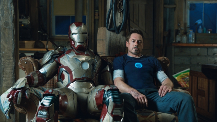 Something different: Iron Man 3review