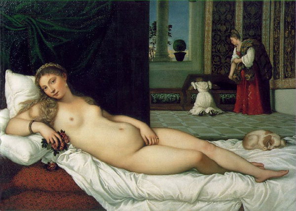'Olympia' and the 'Venus of Urbino' in the same show?