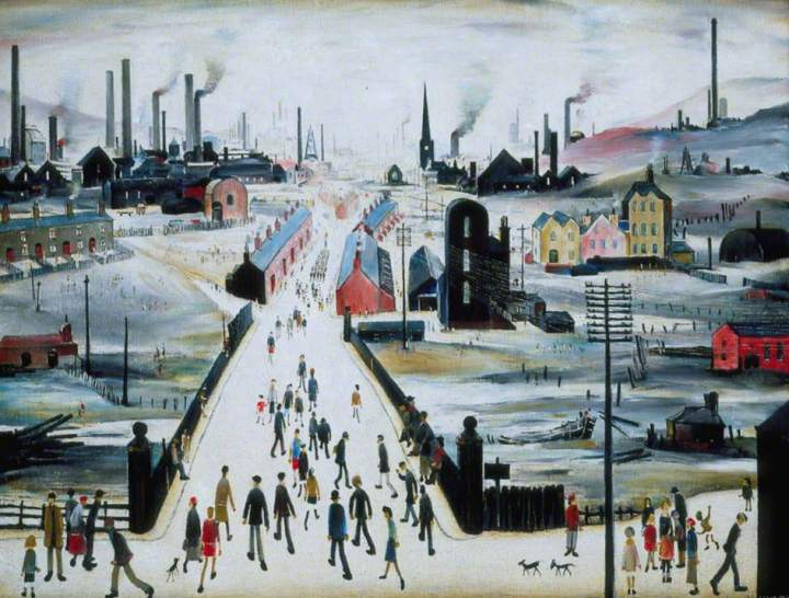Lowry and the Working Class