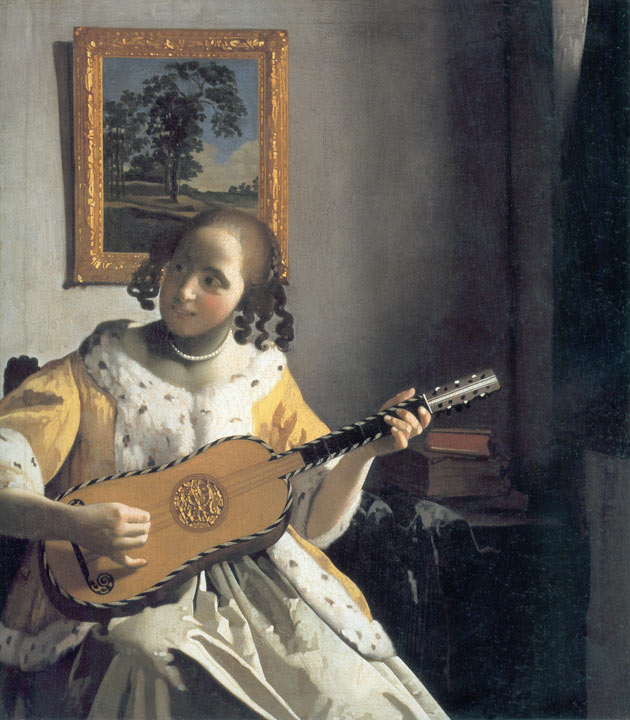 Vermeer and the role of music