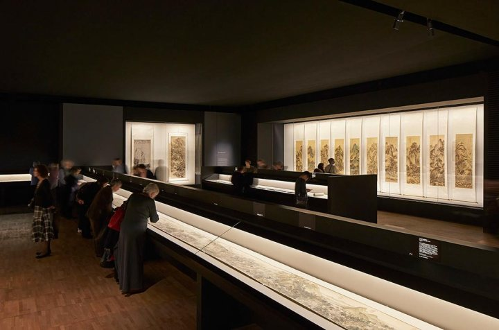 East meets West – Chinese Painting at the V&A