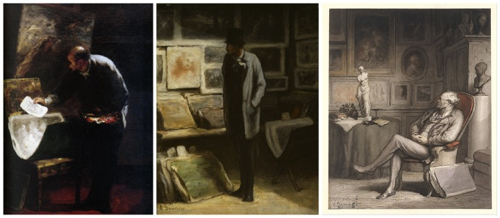 Going with the times – Daumier at the Royal Academy