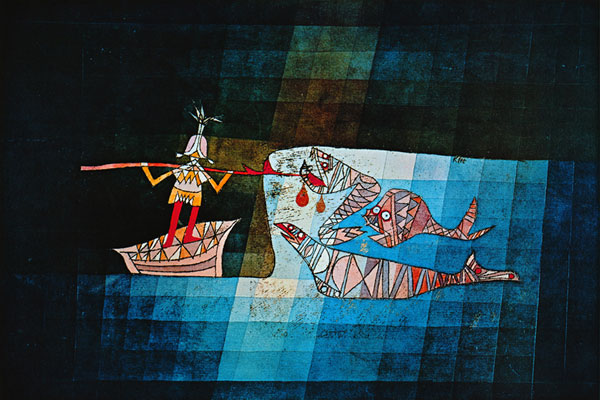 """Colour and I are one. I am a painter"" – Paul Klee retrospective at Tate"