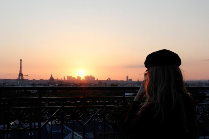 2 Weeks in Paris – Day 1:Reunion
