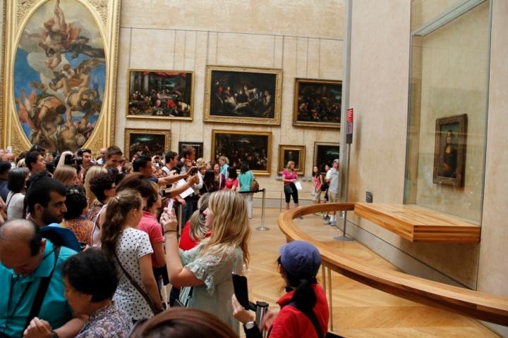 2 Weeks in Paris – Day 7: MonaLisa