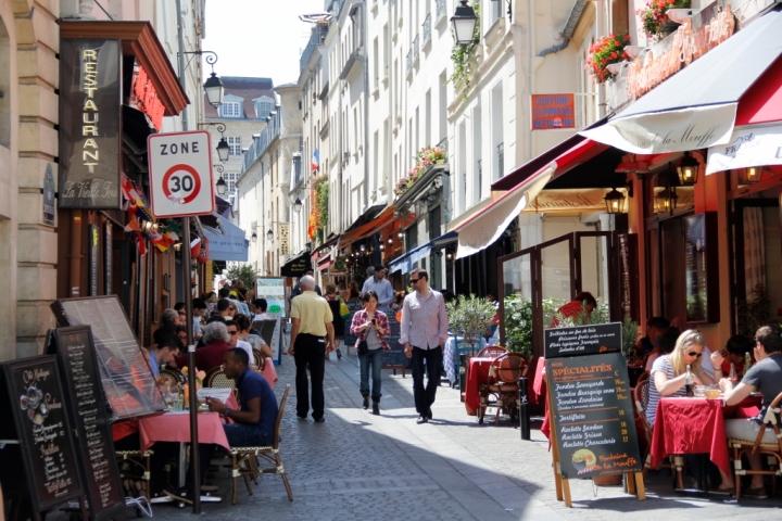 2 Weeks in Paris – Day 8:Strolling