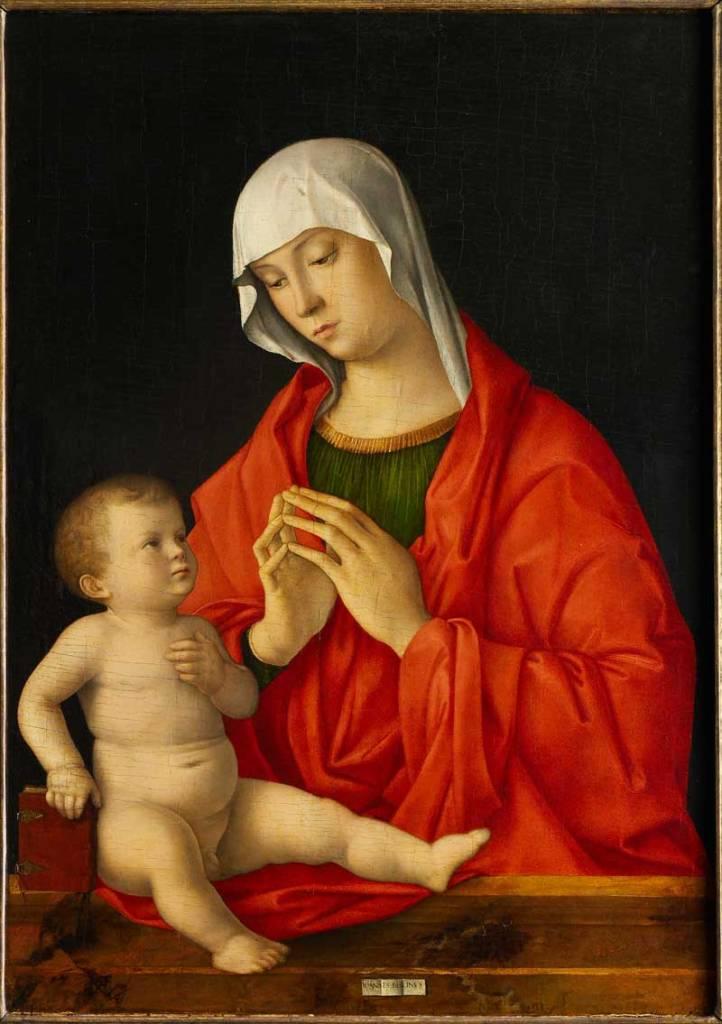 Madonna and Child - Giovanni-Bellini, apollo-magazine com