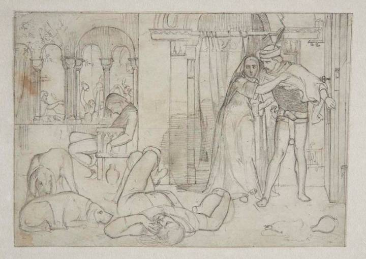 Pre-Raphaelites on Paper: Victorian Drawings from the Lanigan Collection – Leighton House Museum