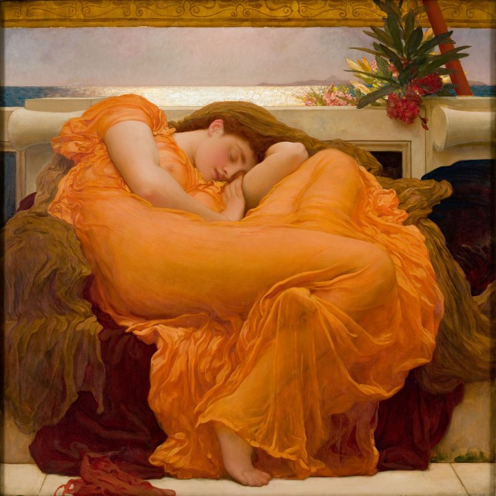 The Return of Flaming June