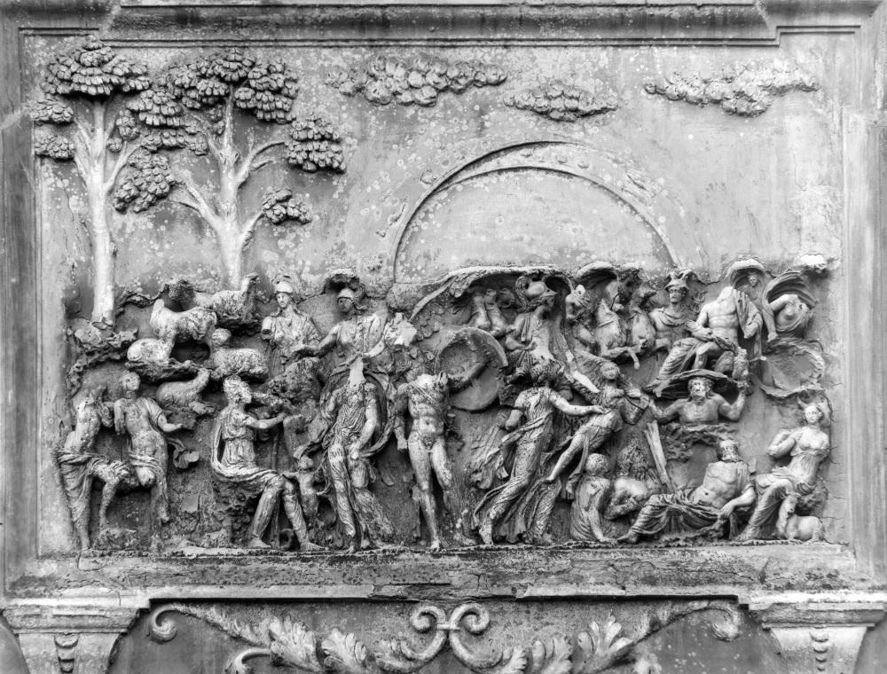 Villa Medici sarcophagus
