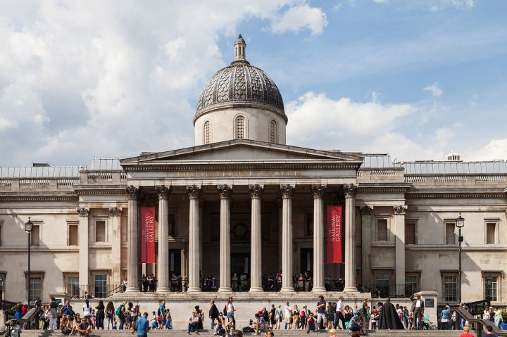 3-2-C: The National Gallery, London