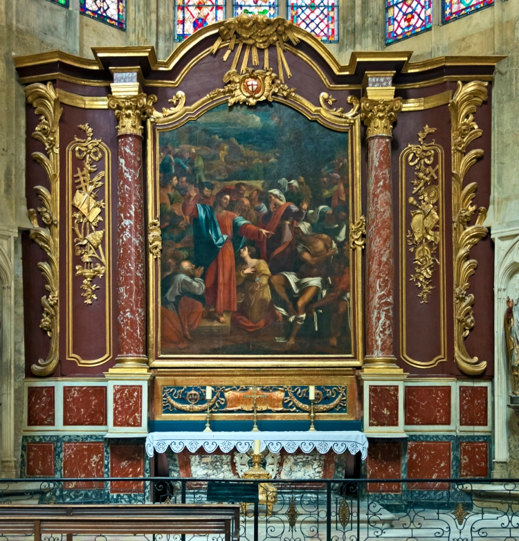 Cathédrale Saint-Just de Narbonne - Chapelle Saint-Martin