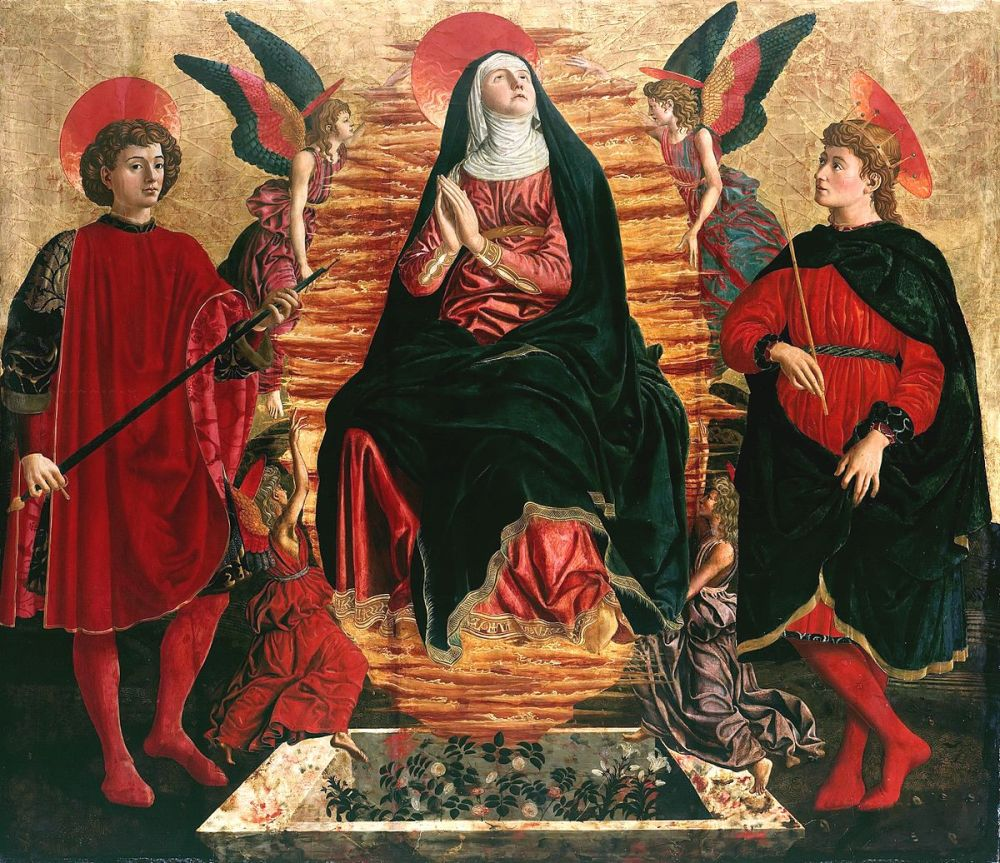 Del_Castagno_Andrea_Our_Lady_of_the_Assumption_with_Sts_Miniato_and_Julian