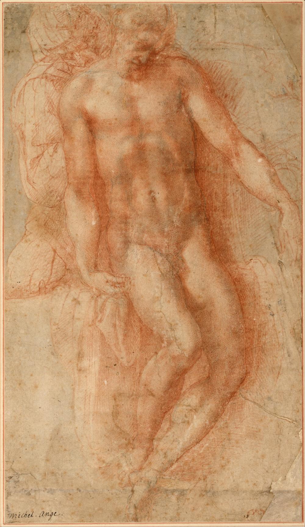 Michelangelo_Buonarroti_-_Pietà,_c.1530-1536_-_Google_Art_Project