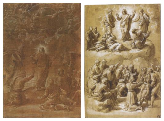 Transfiguration comp versions