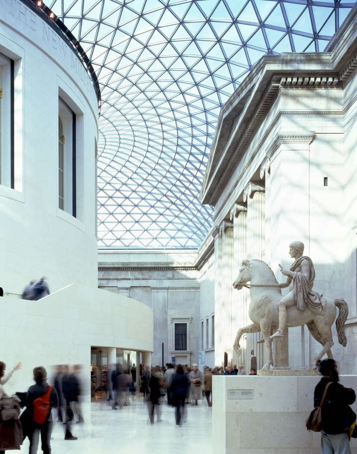 3-2-C: The British Museum, London