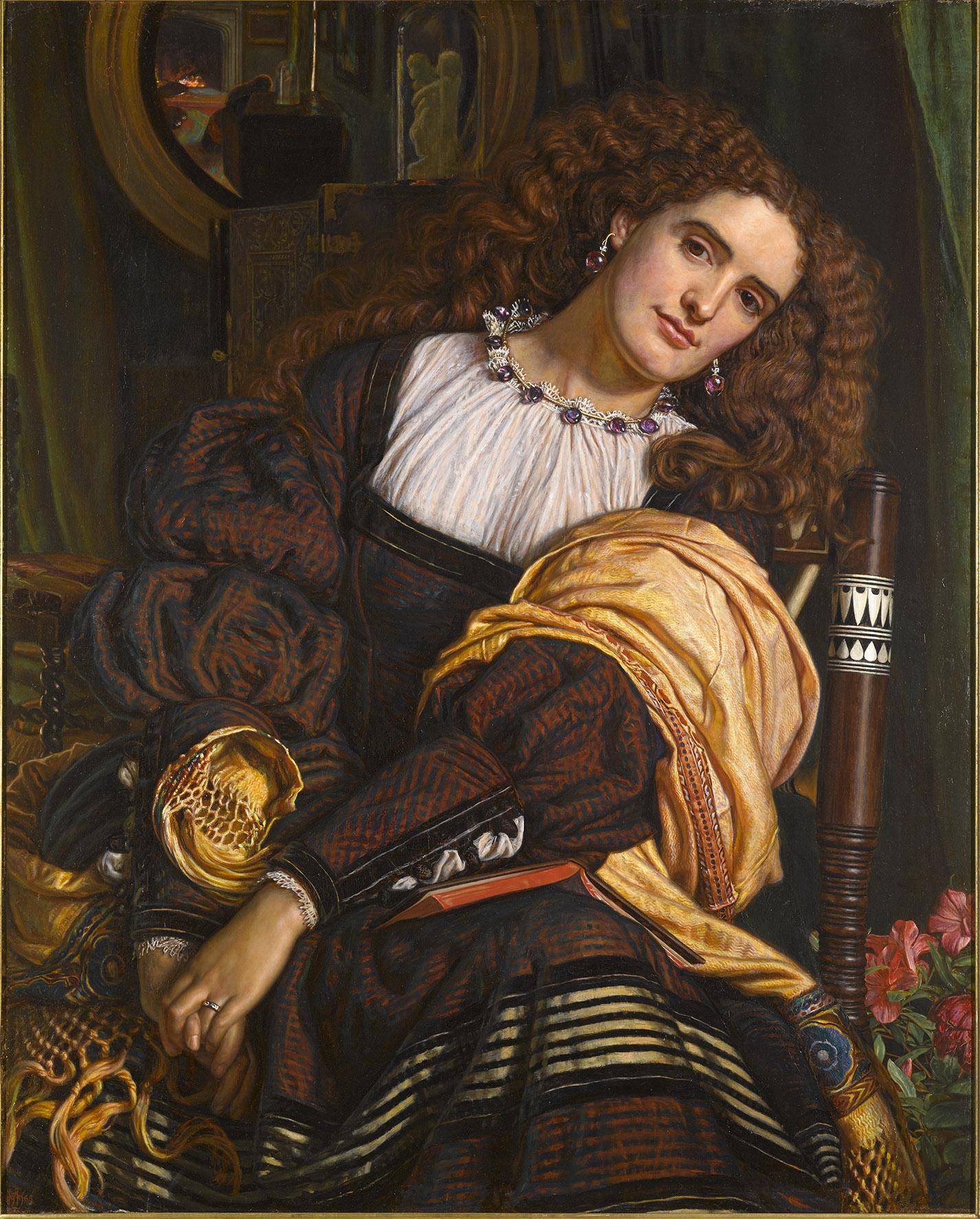 Il Dolce Far Niente, 1866