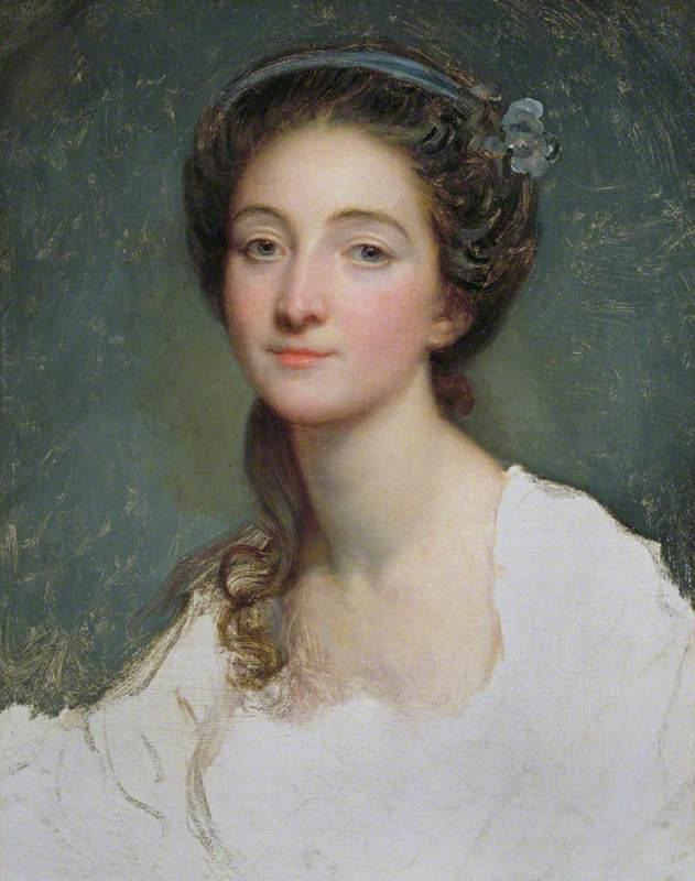 Greuze, Jean-Baptiste, 1725-1805; Sophie Arnould