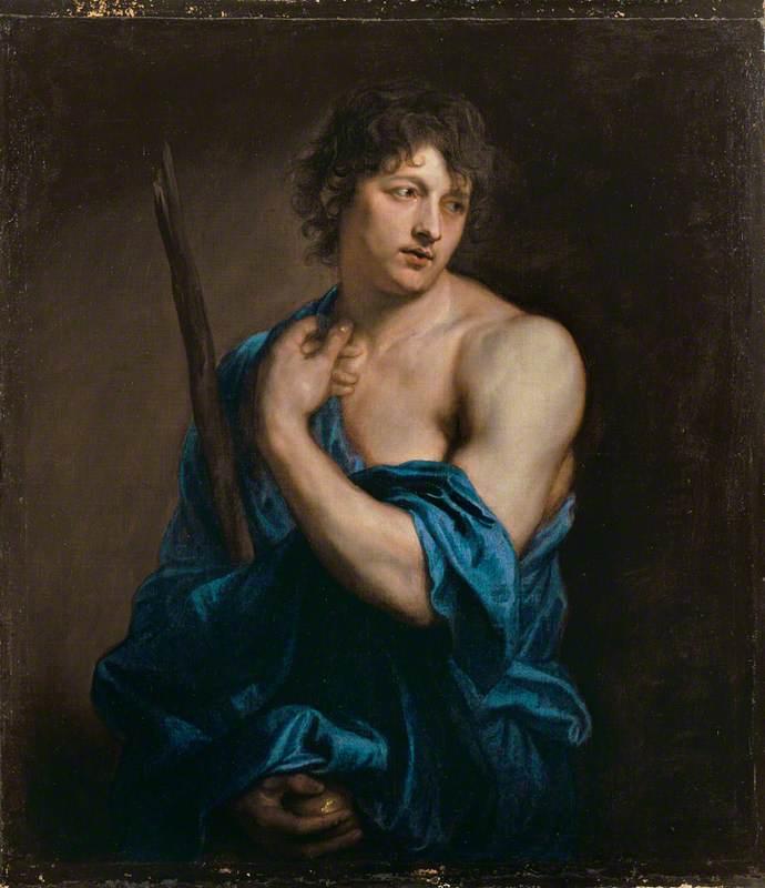 van Dyck, Anthony, 1599-1641; Paris