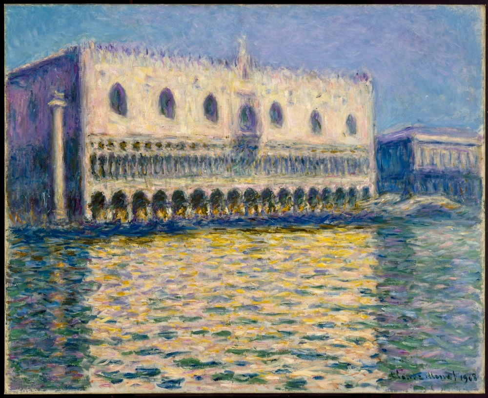 The Doge's Palace (Le Palais ducal), 1908