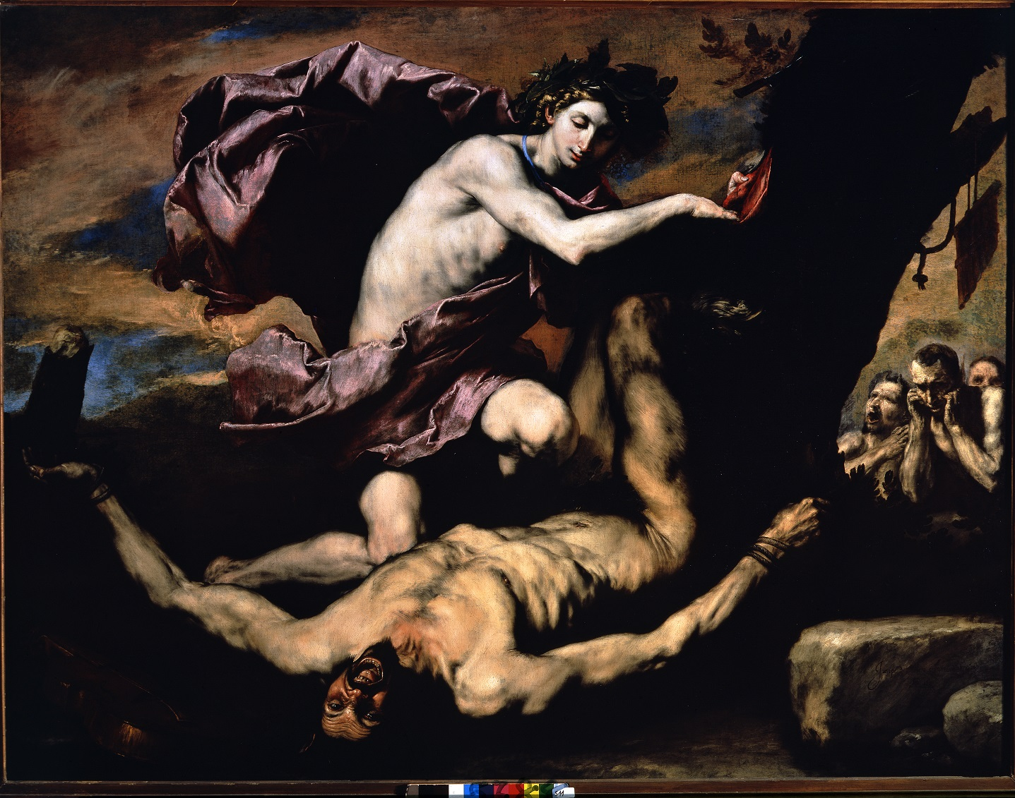 Ribera - Apollo and Marsyas