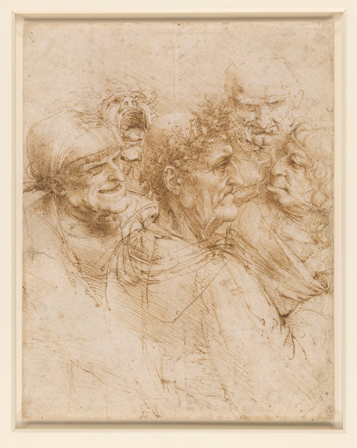 Leonardo da Vinci: A Life in Drawing – The Queen's Gallery, Buckingham Palace